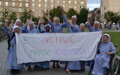 Elections de la prieure des Sœurs