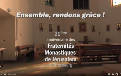 Vidéo pour les 20 ans de Fondation