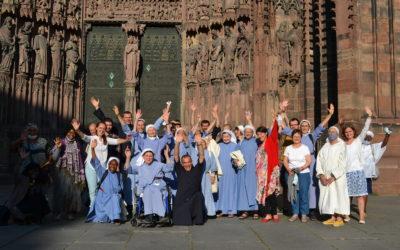 Grande action de grâce pour nos 25 ans à Strasbourg !